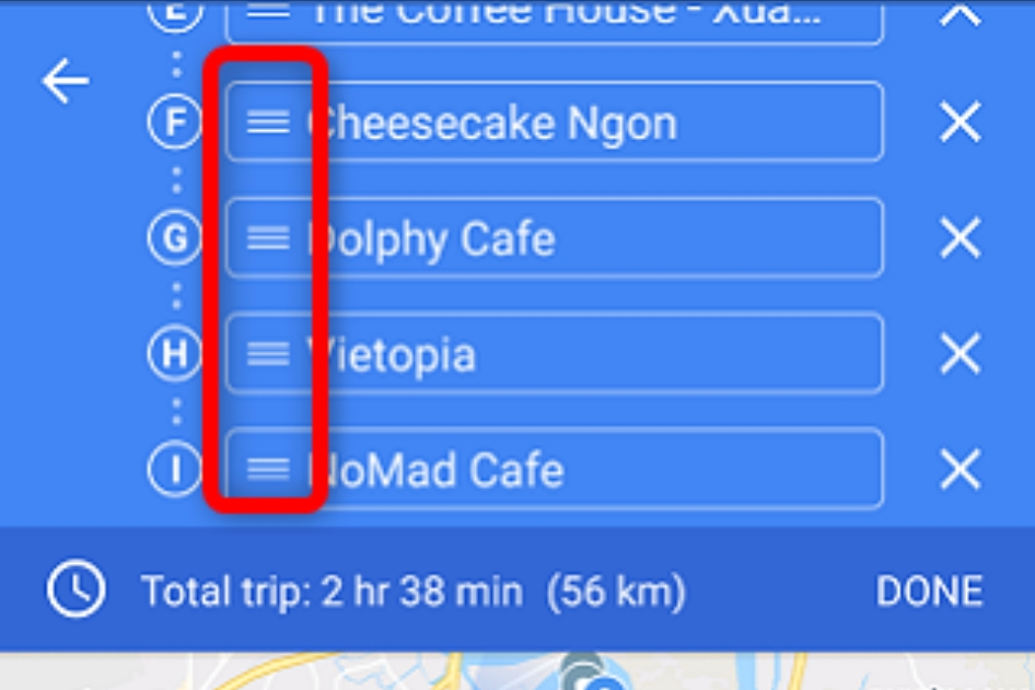 Use Google Maps to Plan a Road Trip with Multiple Stops